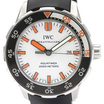 IWC Aquatimer Automatic 2000 IW356807 2011 pre-owned