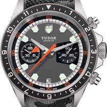 Tudor Heritage Chrono new Automatic Chronograph Watch with original box M70330N-4345079
