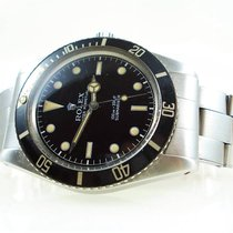 Rolex Submariner 5508 matte service dial 1962 TOP