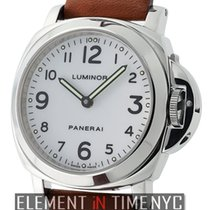 Panerai Luminor Collection Luminor Base 44mm Stainless Steel...