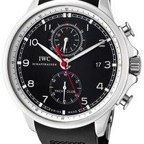 IWC Portuguese Yacht Club Chronograph new Automatic Chronograph Watch with original box IW390210