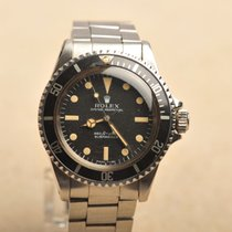Rolex Submariner (superdome,folded, fat font)