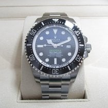 Rolex Sea-Dweller Deepsea 116660 D-Blue 2017 pre-owned