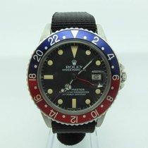 Rolex GMT-Master 1675 Pepsi 1966