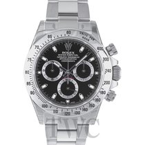 ロレックス (Rolex) Daytona Black/Steel Ø40mm - 116520