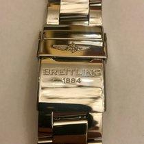 Breitling Original Breitling Edelstahlband mit 20 mm Bandansto...