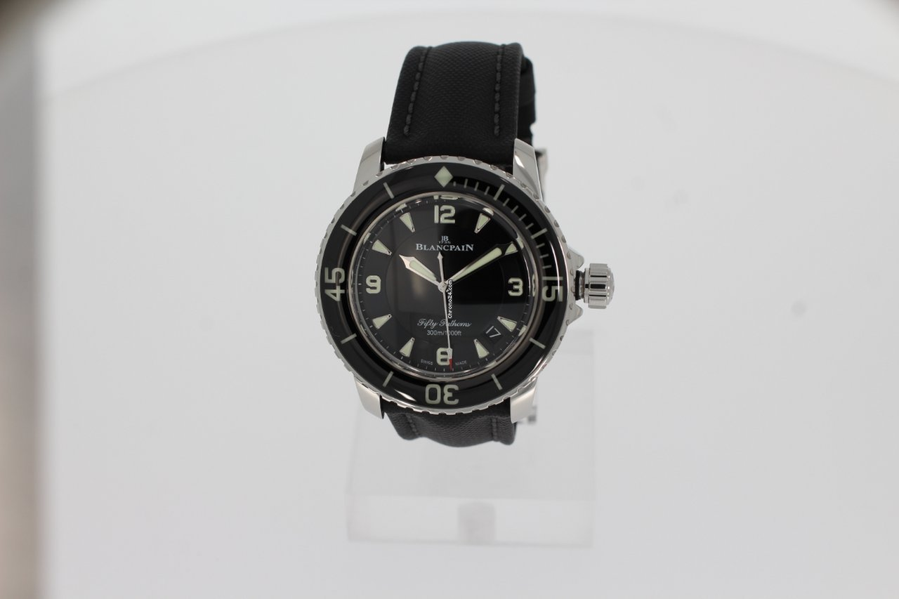 Blancpain Fifty Fathoms 5015-1130-52A 2021 new