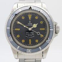 Tudor SUBMARINER Non-Date Pre-Series 1Q 1968 semi-pointed...