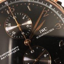 IWC Portuguese Chronograph rattrapante
