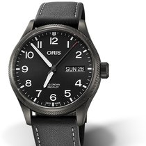 Oris Big Crown ProPilot Day Date new 45mm Steel. Oris Big Crown ProPilot  Day Date 01 752 7698 4264-07 5 22 19GFC acde8b5e9f