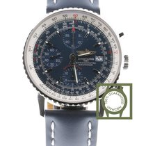 Breitling Navitimer Heritage Special Edition Chronograph Blue...