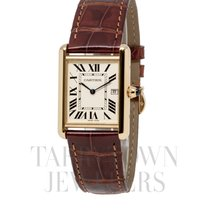 Cartier Tank Louis Cartier pre-owned 33mm Yellow gold