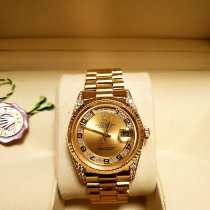 Rolex Day Date President Gold Diamond