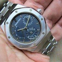 Audemars Piguet Royal Oak Dual TIme 25730   Blue Dial   Mint