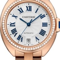 Cartier Rose gold Automatic WJCL0009 new