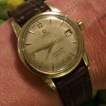 Omega Seamaster (Submodel) pre-owned 34mm Gold/Steel