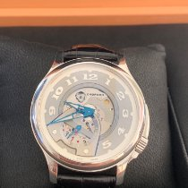 Chopard White gold Automatic 161888-1002 pre-owned