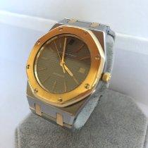 Audemars Piguet 14790 Gold/Steel 1990 Royal Oak 35mm pre-owned