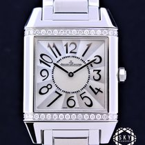 Jaeger-LeCoultre Reverso Squadra Lady Steel 29mm Mother of pearl Arabic numerals United States of America, New York, NEW YORK