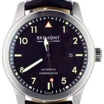 Bremont Steel 43mm Automatic CR-1 pre-owned
