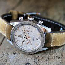 Omega Speedmaster '57 neu Automatik Chronograph Uhr mit Original-Box und Original-Papieren 331.10.42.51.02.002