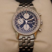 Breitling Old Navitimer Steel 41mm Black No numerals United States of America, Virginia, Virginia Beach