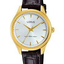 Lorus Steel 41mm Quartz RRS90VX9 new