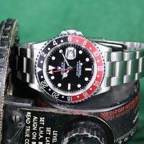 Rolex 16710 Staal 2003 GMT-Master II 40mm tweedehands