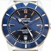 Breitling Superocean Héritage II 46 Acero 46mm Azul Sin cifras España, España