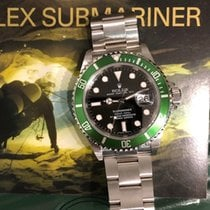 Rolex Submariner Date 16610LV 2005 новые