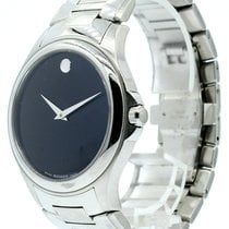 Movado Steel 40mm Automatic Classic pre-owned United States of America, California, West Hollywood