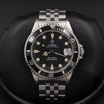 Tudor Submariner Steel 36mm Black United States of America, California, Huntington Beach