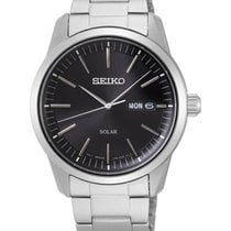 Seiko Steel 40mm SNE527P1 new