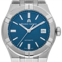 Maurice Lacroix Steel 39mm Automatic AI6007-SS002-430-1 new