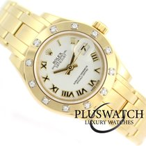 Rolex Lady-Datejust Pearlmaster 69318 nuovo