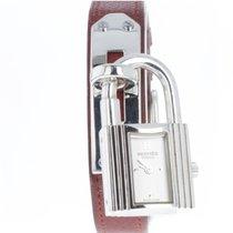 Hermès Plata 20mm Cuarzo Kelly usados