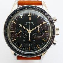 Omega pre-owned Manual winding Black