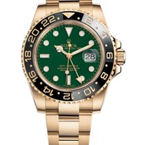 Rolex GMT-Master II 116718LN 2007 pre-owned