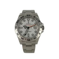 Rolex Explorer II 216570-0001 2014 pre-owned