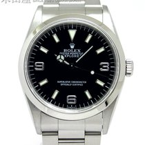 Rolex 14270 Steel Explorer 36mm pre-owned