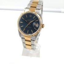 Rolex 16233 Or/Acier 1997 Datejust 36mm occasion France, Paris