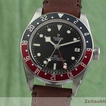 Tudor Black Bay GMT Stahl 41mm Schwarz Deutschland, Chemnitz
