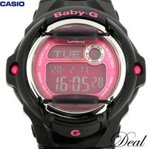 Casio Baby-G new Quartz Watch with original box and original papers BG-169R-1B