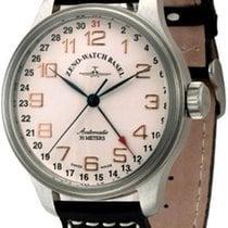 Zeno-Watch Basel OS Retro Pointer Date