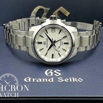 Seiko SBGE209 Steel 2020 Grand Seiko 39.4mm new