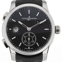 Ulysse Nardin Dual Time 42 Leather