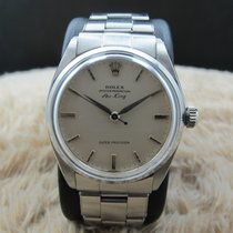 劳力士  (Rolex) AIR KING 5500 Original Matt Creamy Dial with...