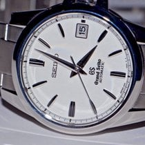 Seiko Grand Seiko Stainless Steel Automatic Limited Edition