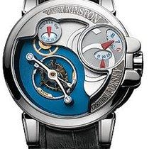 Harry Winston Opus 6 18K White Gold Men's Watch