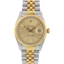 Rolex Oyster Perpetual Datejust 16013 With Papers